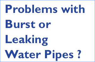 problems-with-burst-water-pipes