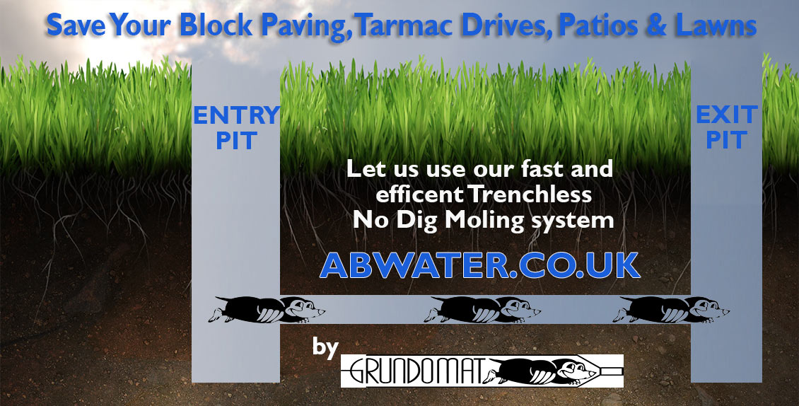 trenchless-moling-system-worcestershire