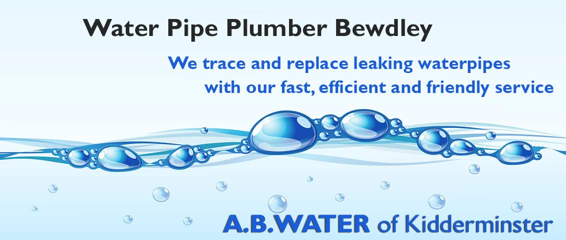 water-leak-plumber-bewdley