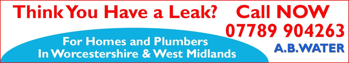 emergency-water-pipe-repairs-worcestershire
