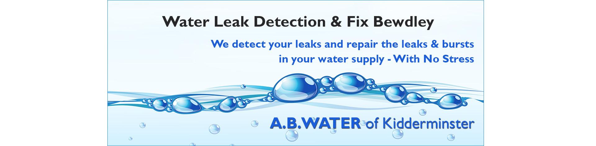 leak-detection-bewdley