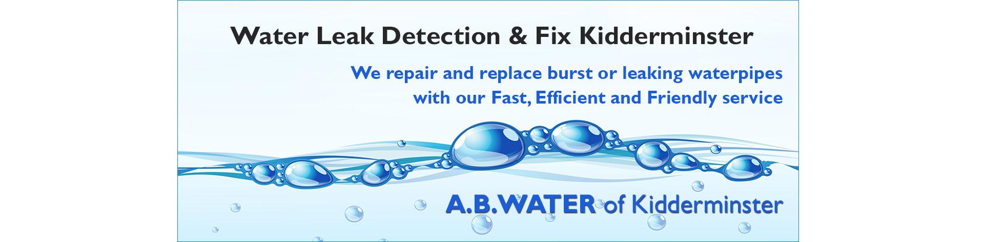 leak-detection-kidderminster